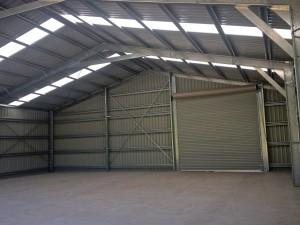 Portal Frame Shed - Sheds Sunshine Coast