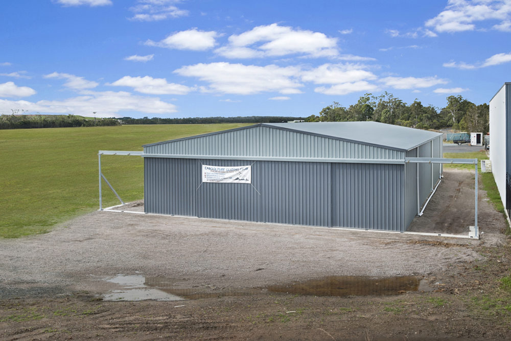Sunshine Coast Industrial Shed - Superior Garages