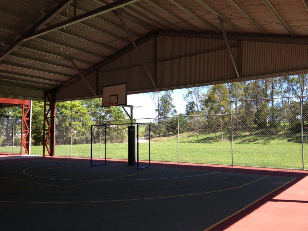 Sunshine Coast Industrial sports & school Sheds - Superior Garages