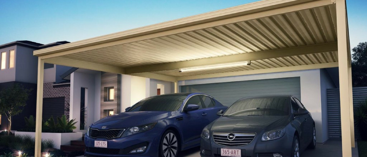 Superior Garages and Industrials  – Carports Sunshine Coast