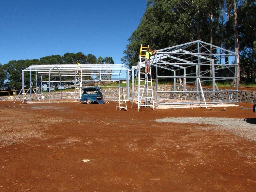 Shed Builders Sunshine Coast