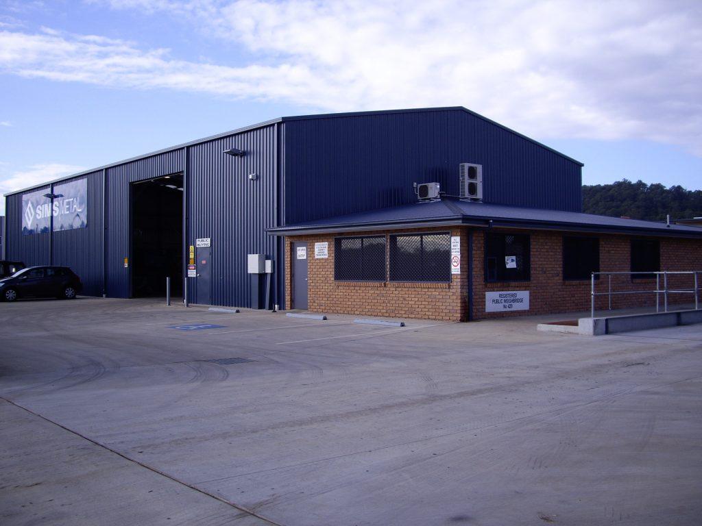 industrial shed builder Sunshine coastshed