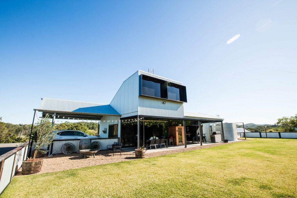 custom designer shed homes - shed home Sunshine Coast