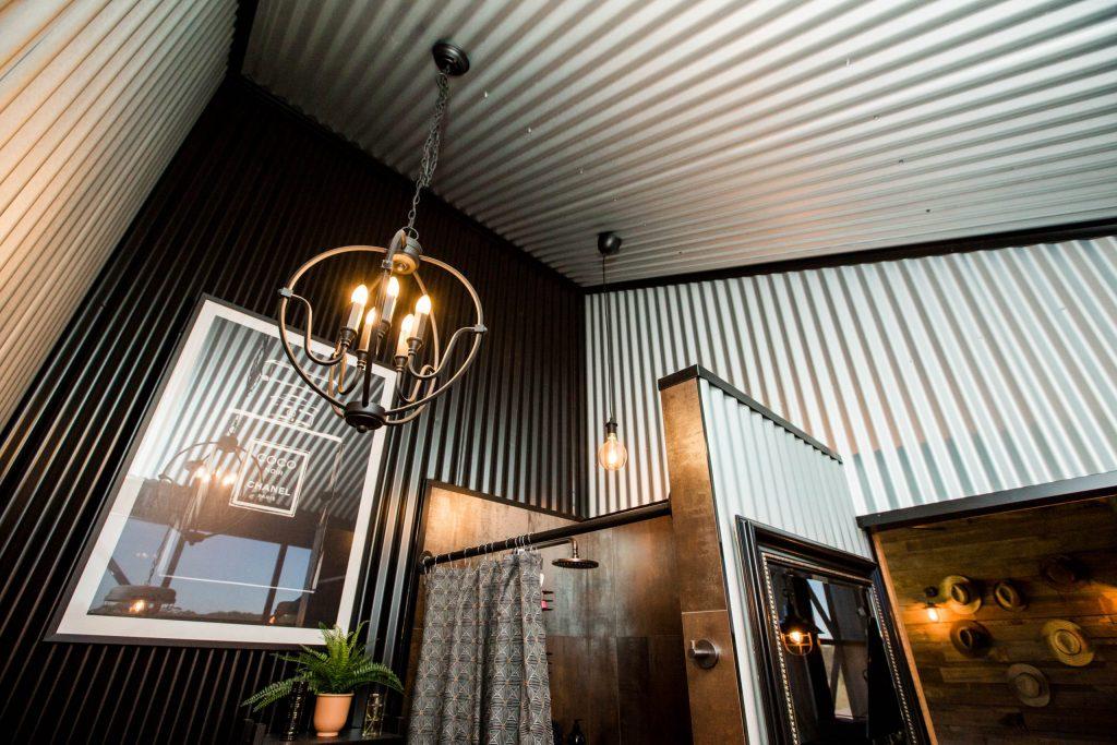 sheds Sunshine Coast - inside of shed home