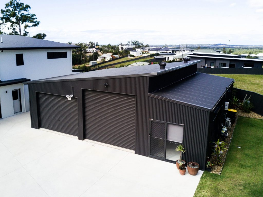 sheds Bokarina - residential shed