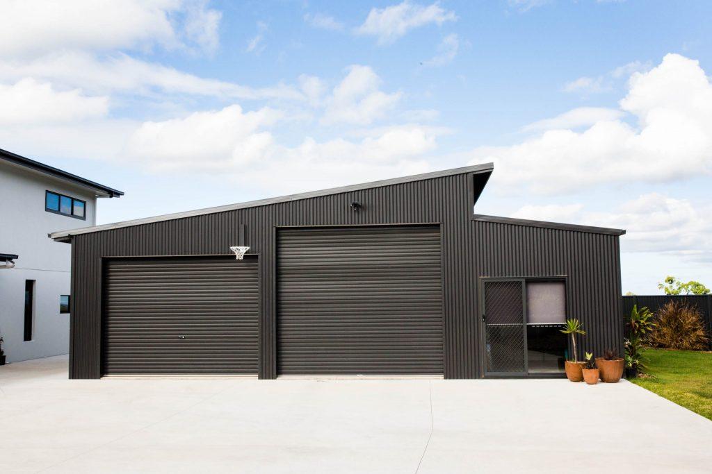 Shed Builder Gympie - SGI built shed