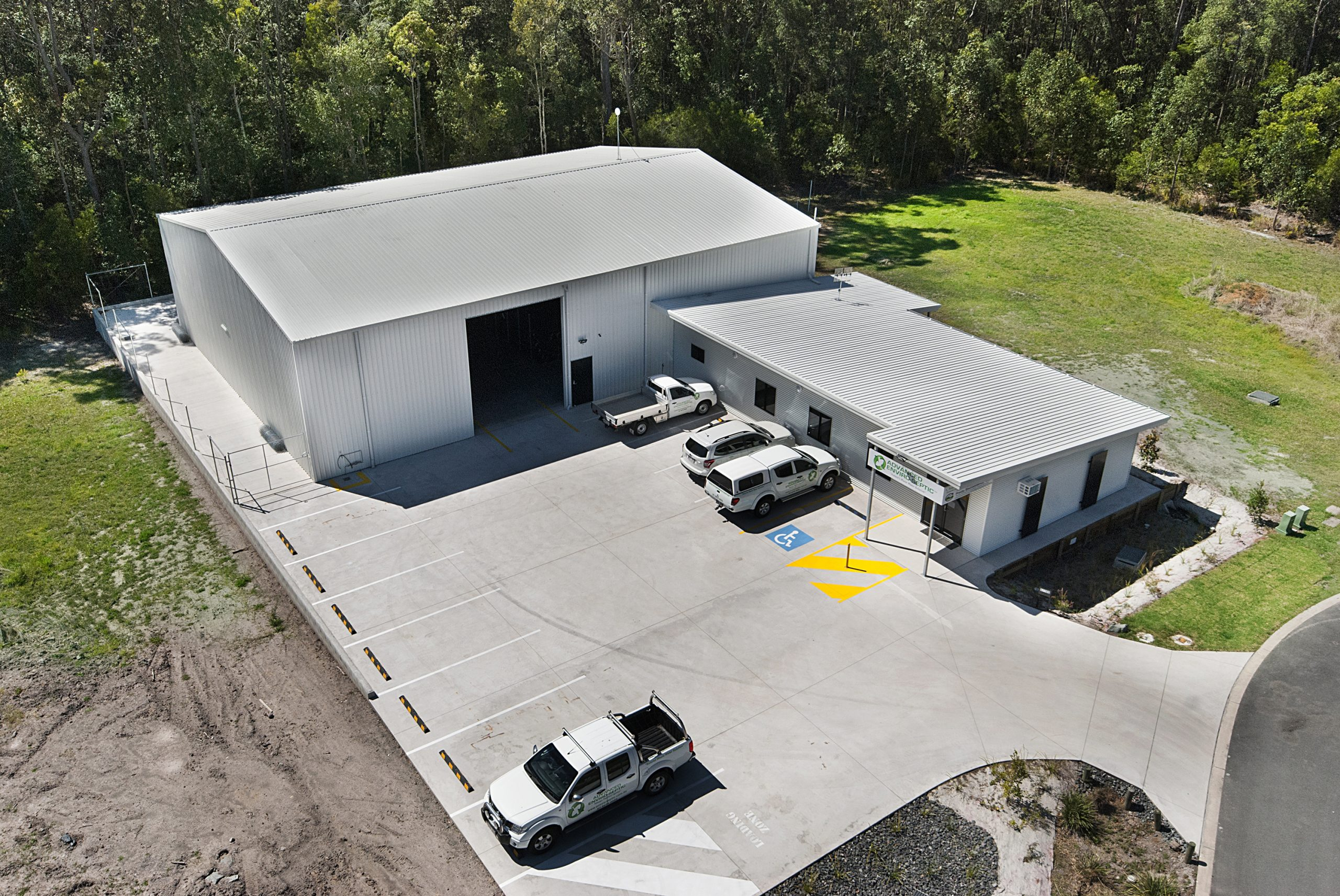 commercial shed builders commercial building with cars