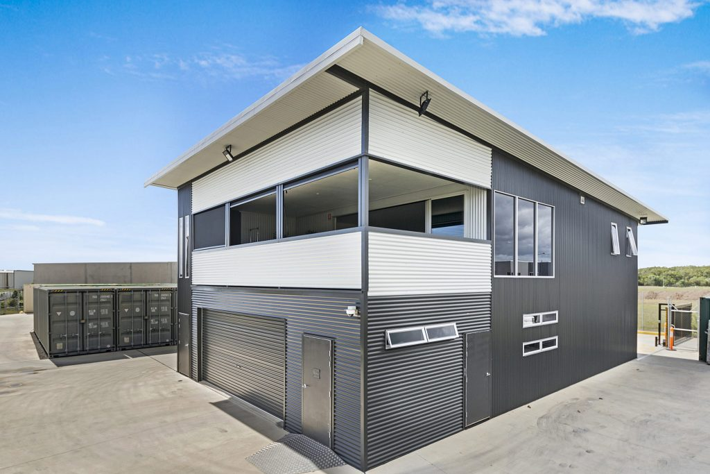 commercial shed builders commercial building
