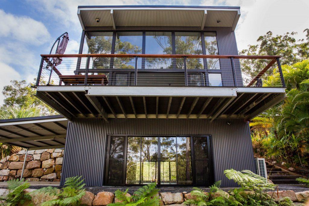 shed homes Sunshine Coast - shed home on the Sunshine Coast