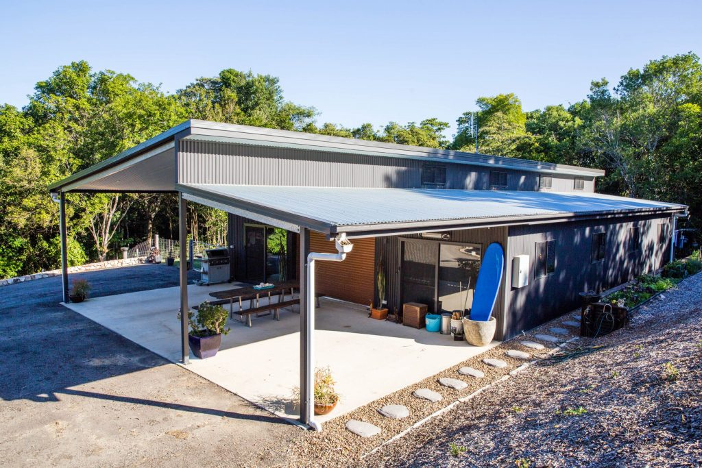 sheds Gympie - shed home