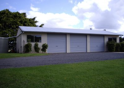 commercial shed builders Sunshine Coast
