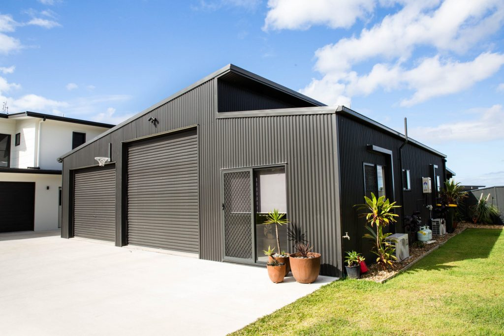 structural Steel Shed Builder