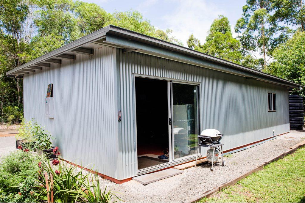 Colorbond Shed Builders - SGI shed