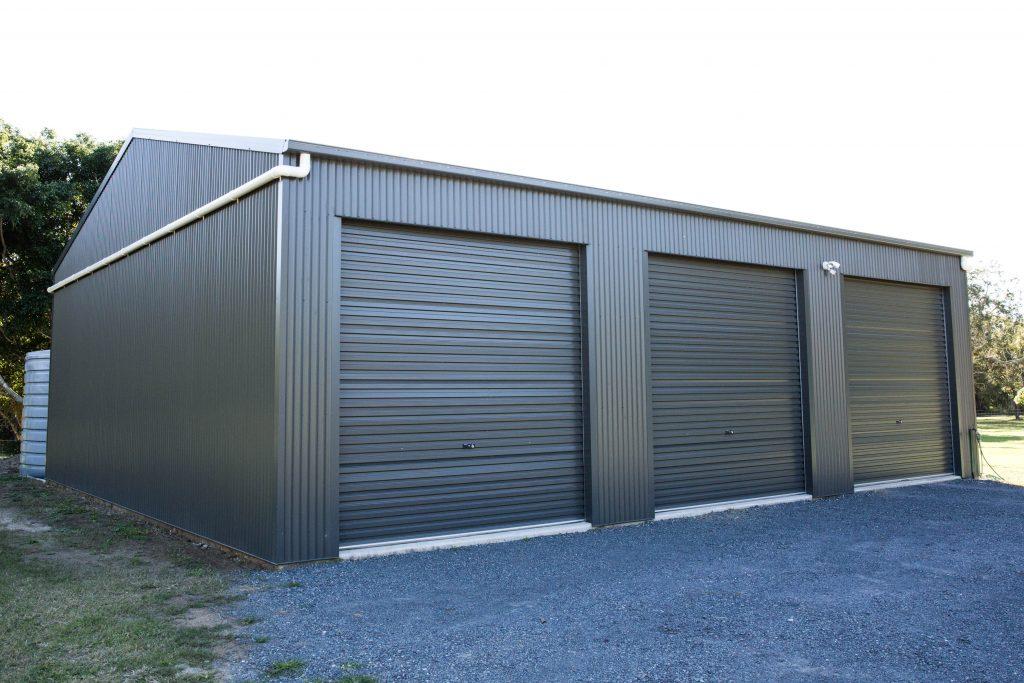 Garages and Sheds - custom design garage by SGI