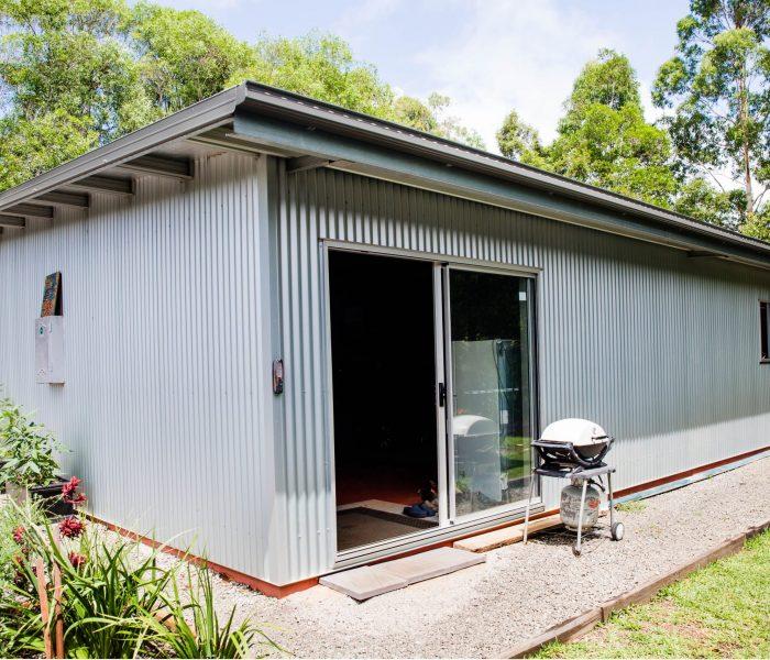Sheds Sunshine Coast - SGI shed
